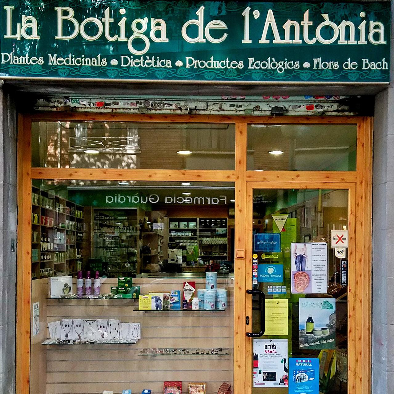 La botiga de l'Antònia