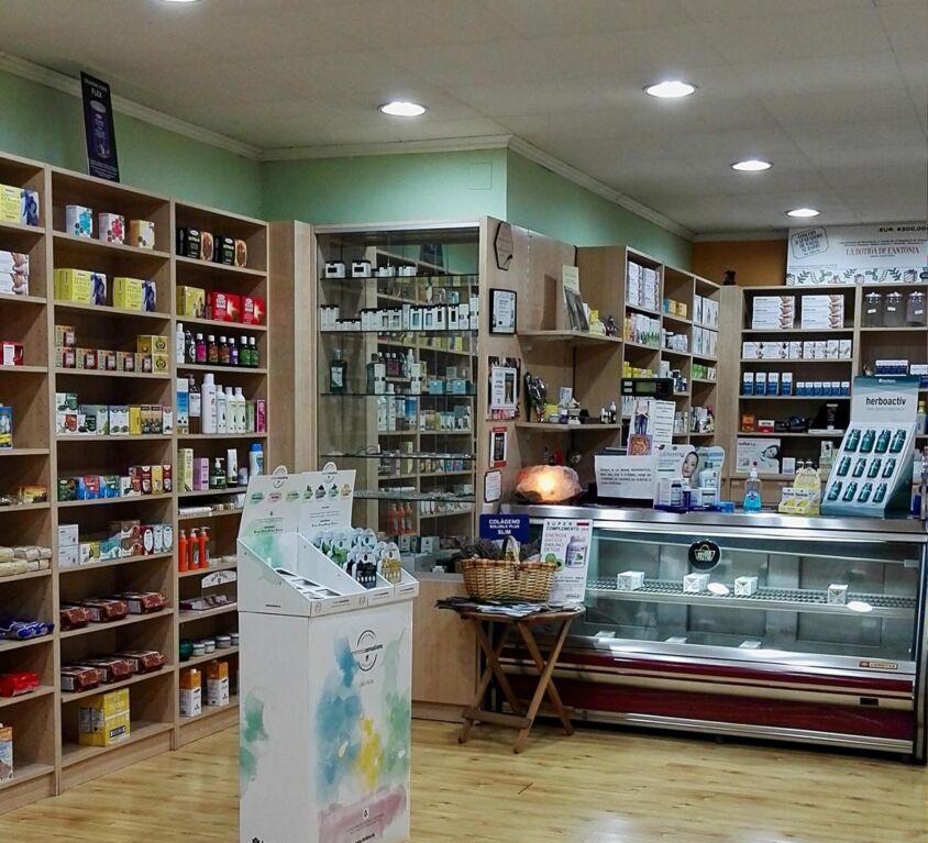 La botiga de l'Antònia – Productes
