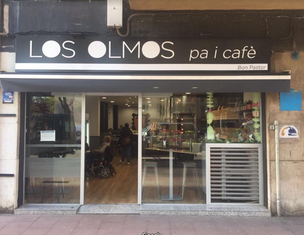 Los Olmos Pa i Café