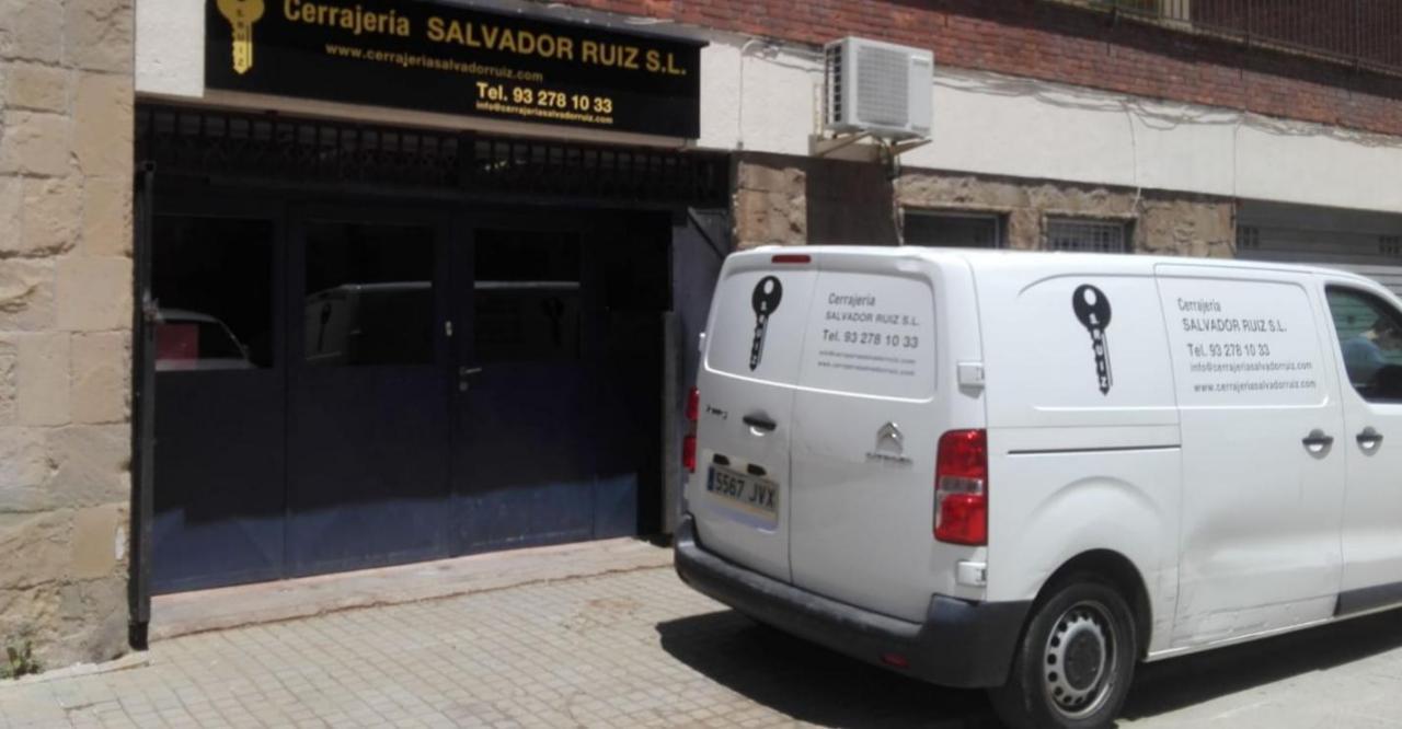 Cerrajería Salvador Ruiz, s.l.