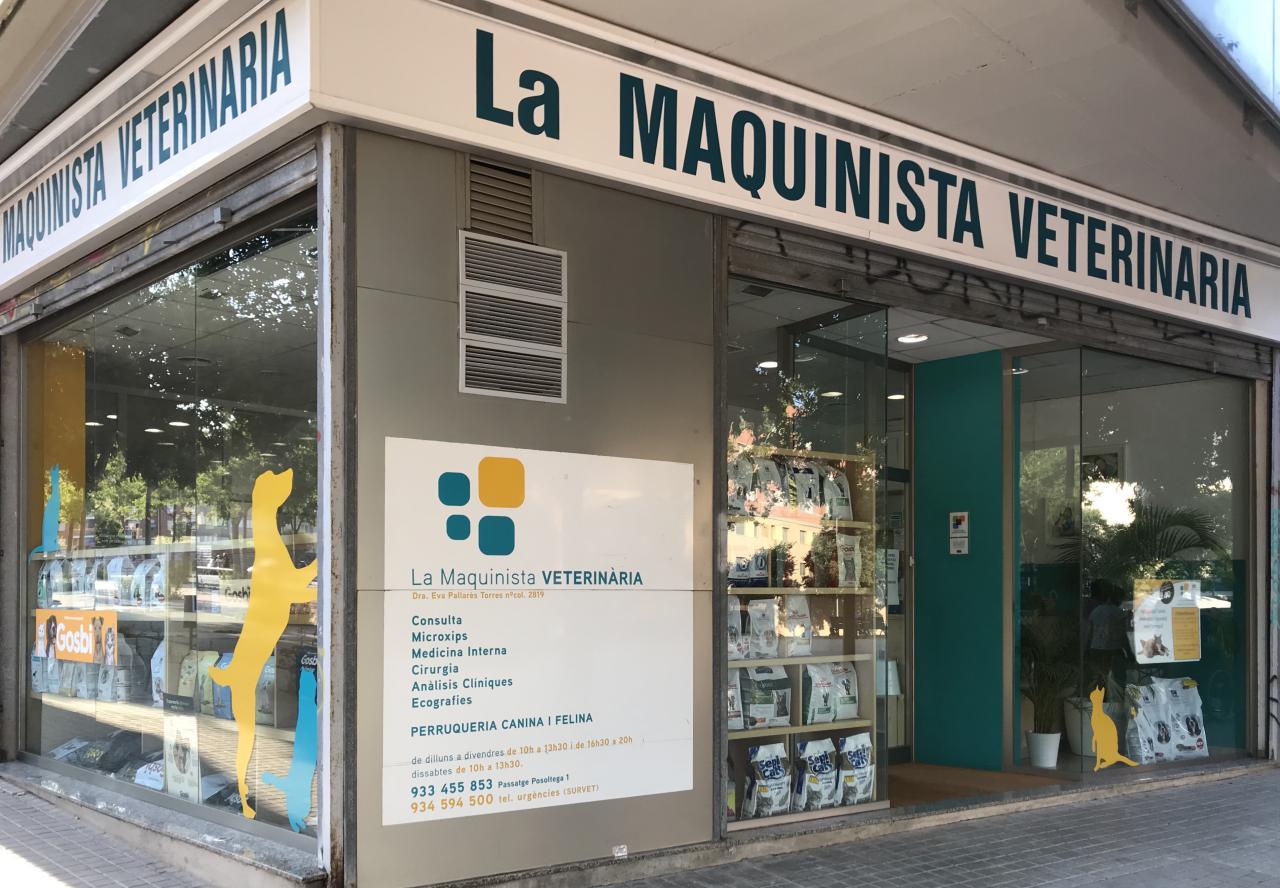 La Maquinista VETERINÀRIA