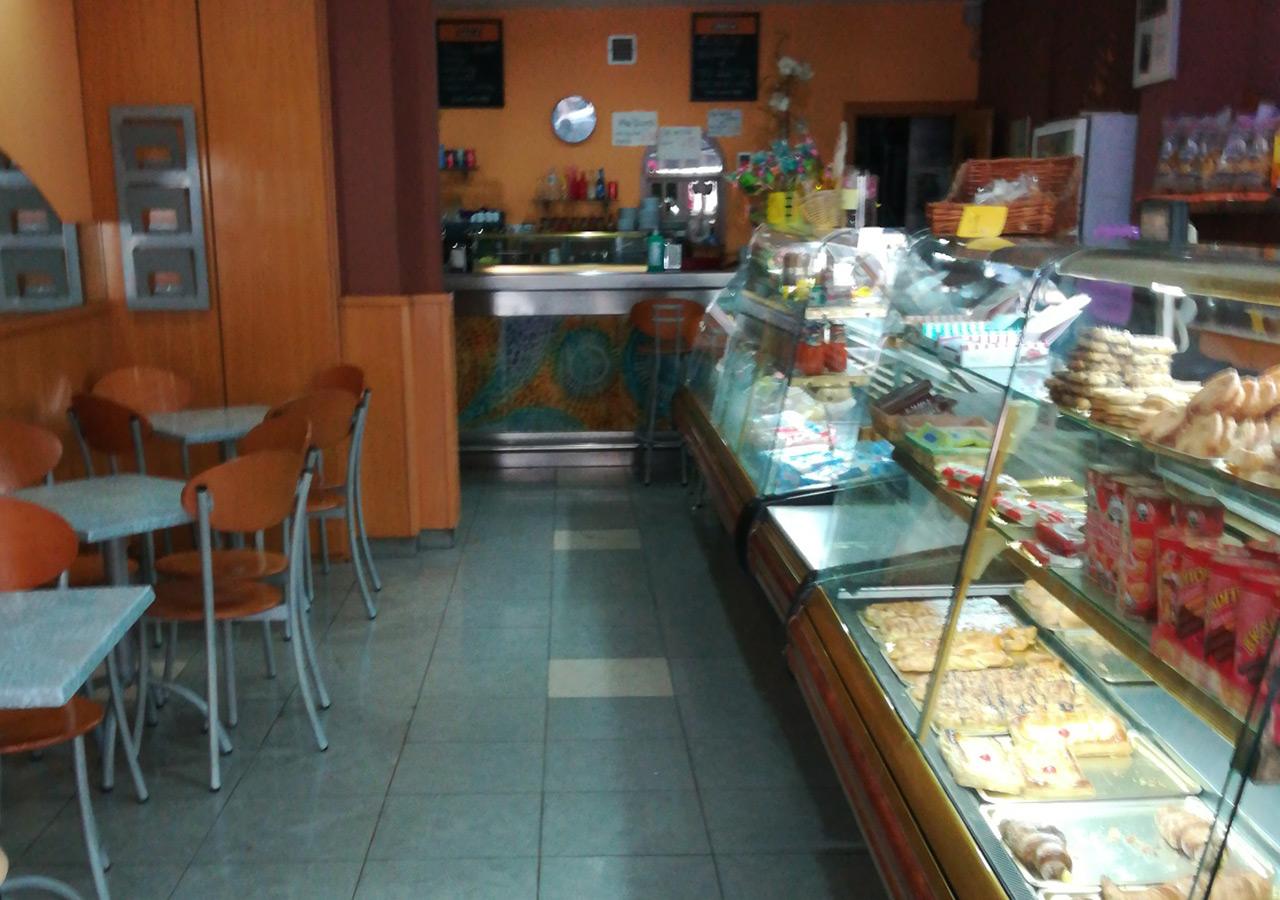 Pastelería Abad