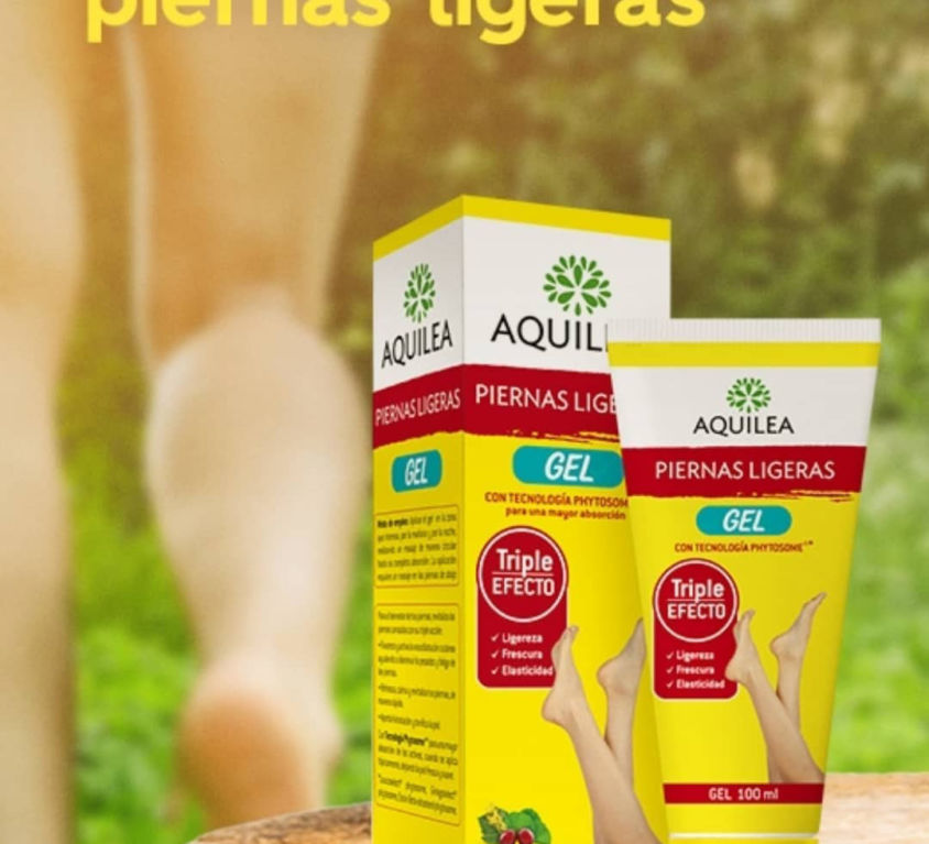 Farmacia Ribot – AQUILEA PIERNAS LIGERAS