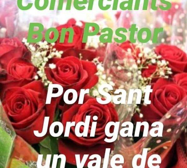 Sant Jordi en confinamiento