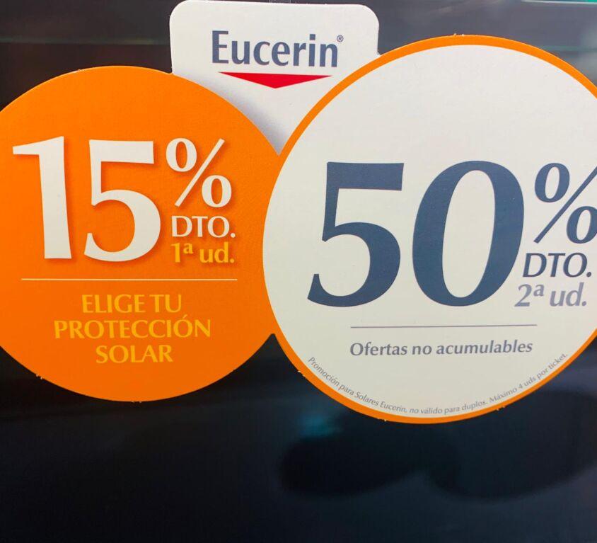 Farmacia Ribot – PROTECCIÓN SOLAR EUCERIN