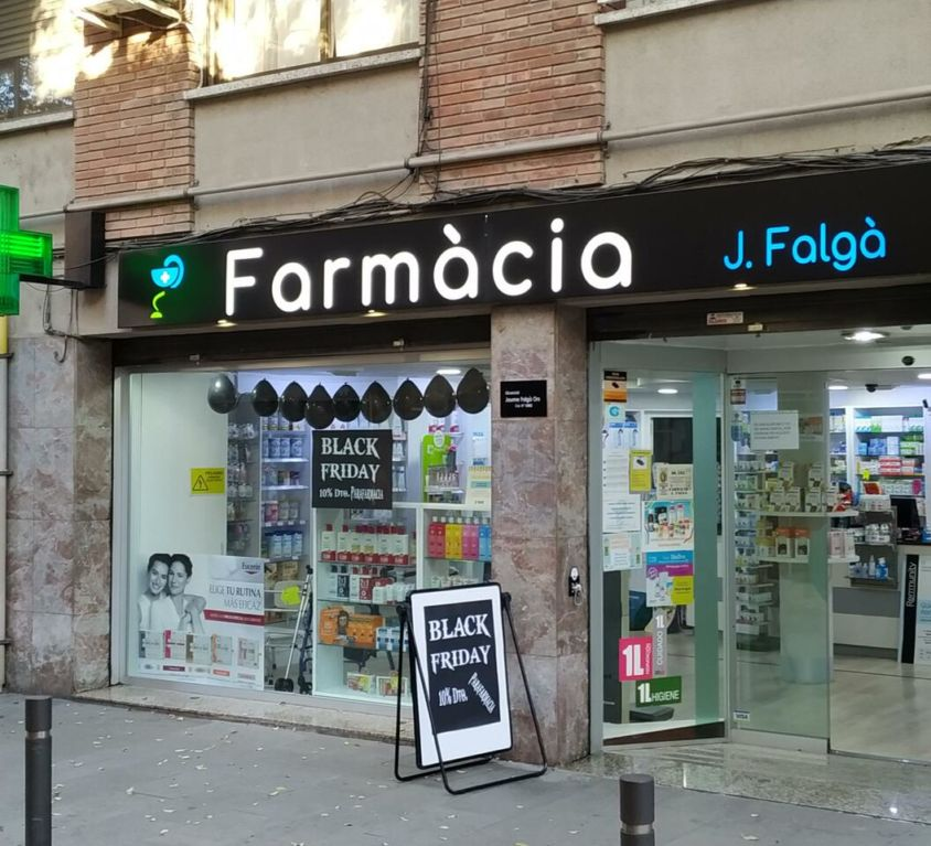 Farmacia Falgà – Serveis